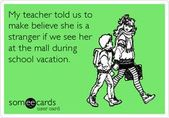 first day of faculty someecards – Google Search