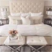 18 White Master Bedroom Decor Inspiration