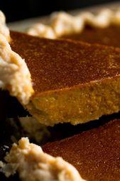NYT Cooking: Hier ist ein einfacher Kürbiskuchen, der mit frischen oder …