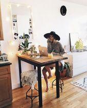 78+ Coole erste Wohnung Deko-Ideen mit kleinem Budget