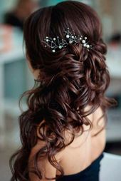 Fascinating Christmas Hairstyle Ideas For Girls – #Fascinating # For #Girls #Christmas Hairstyle Ideas