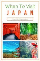 The Best and Worst Times to Visit Japan