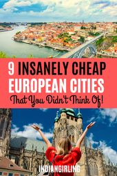 Insanely Low-cost European Cities You Should Go to This 12 months