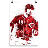 Joey Votto Cincinnati Reds Poster