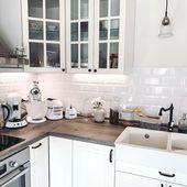 Gefällt mir 106 Mal, 9 Kommentare – Ginas Happy Home (@ginas_happy_home) auf Instag …   – kitchen