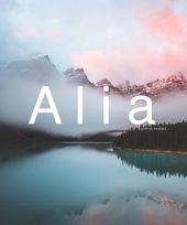 Alia, supreme exalted, strong baby girl names, middle girl names, baby names, ba… – Namen