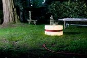 Photo of Yoyo outdoor lamp | Sittingbull This nice yoyo-shaped lamp …