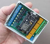 Homeduino… the universal LAN / WLAN Arduino for home automation with I / O-Shield 2.0 | BARN