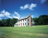 Western Connecticut Saltbox – traditionell – Außen – Bridgeport – Habitat Post …   – Home – Exteriors