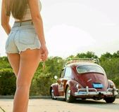 GIRLS AND FUSCA