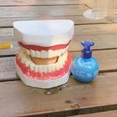 Backpulver natürliche Zahnpasta   – Dies und das