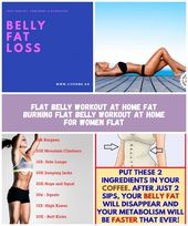 flat belly workout at home fat burning flat belly …