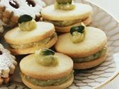Almond and pistachio cookies is a recipe made with fresh ingredients from the category …