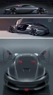 four Jaw-Dropping Futuristic Automobiles You Can See Shortly