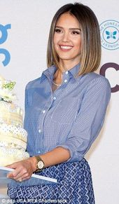 Jessica Alba founds the Honest Company in South Korea Daily Mail Online