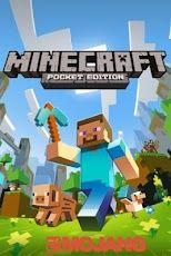 "DOWNLOAD ""MINECRAFT APK"" and install the MINECRAFT APK - POCKET EDITION on  Android device's"