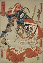 歌舞伎十八番 象引 ぞうひき 成田屋 市川團十郎 市川海老蔵 公式webサイト 日本美術 アジアのアート
