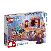 LEGO 4+ Disney Frozen II Elsa's Koetsavontuur 41166 – Products