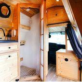17+ Interior Design-Ideen für Reisemobile www.mobmasker.com … – Autodesign