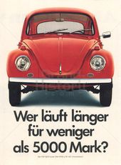 VW – VW 1200 · Who runs longer for less than 5000 Mark?  – Cars and motorcycles