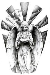 Light Reading by hatefueled on DeviantArt