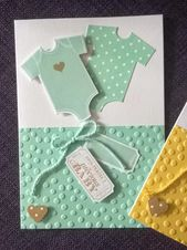 Baby Cards Stampin' Snowflake is my official Stampin' Up! blog where I share ideas ...
