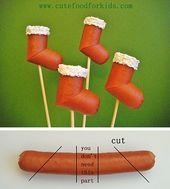 41 Lovable Meals Adorning Concepts For The Holidays