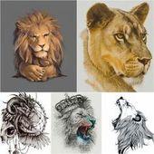 Löwentattoos haben unterschiedliche Bedeutungen. Löwen sind als stolze und mutige Kreaturen bekannt. Also, wenn Sie das Gefühl haben, dass Sie die gleichen Eigenschaften in sich tragen, …