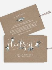 (notitle) – Hochzeitseinladungen