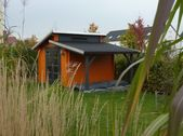 Gartenhausvermögen mit Schiebedach Die GartenHaus GmbH ist Ihr günstiger Onlineshop für Häuser und …   – Anbau