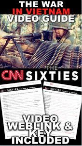 The Vietnam Struggle: from CNN's The Sixties, Video Information & Video Hyperlink