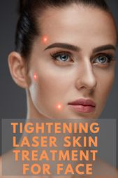 Non-ablative, laser skin tightening not only gives and immediate tightened resul…