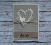 Geldgeschenke  Geldgeschenk Glückwunschkarte Hochzeit  ein Designerstück von