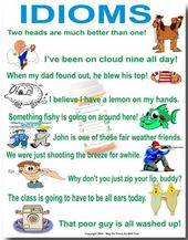 5 Frequent and Easy English Idioms