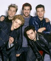 Nsync Releases New Merchandise Collection That Includes A Bye Bye Bye Doormat Nsync Boy Bands 90s Boy Bands