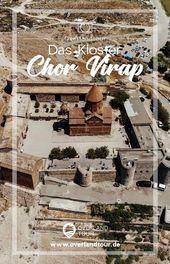 Kloster Chor Virap: Yerevan mit dem Bus zum Khor Virap Monastery