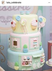 Eis   – Cupcakes/cakes/cookies