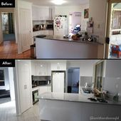 Bathroom Renovation In Cairns Smithandsonsqld Before After