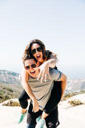 Jordan & Brent – Surprise Proposal at the Top of the World in Laguna Beach, CA   – Proposal