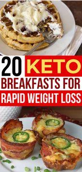20 beste Keto-Frühstück für jedermann auf einer kohlenhydratarmen Diät