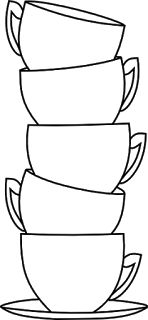Blank Cup Stack Digi