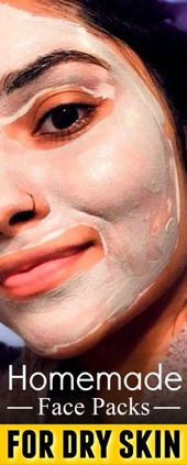 3 Magical Homemade Face Packs For Dull And Dry Skin