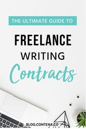 So erstellen Sie einen freiberuflichen Schreibvertrag – Freelance Writing