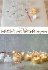 DIY einfach und günstig: Dekoideen zum selber machen für eure Hochzeit – Leelah Loves
