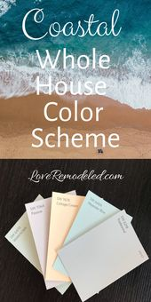 Top Beach House Paint Colors from Sherwin Williams    – Paint colors for home