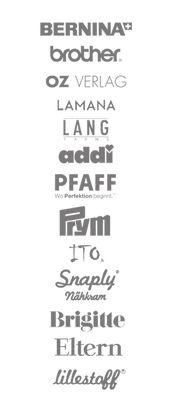 Partner logos footer de