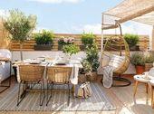 Photo of #smallgarden Magnificent ideas for small terraces