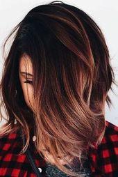 Sind Sie auf der Suche nach braun blonden Pfirsich blau lila Pastell Ombre Haarfarbe Haare …   – beauty
