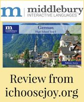 Curriculum Overview: Middlebury German for Excessive College
