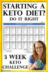Educated 2 Week Diet Plan #healthy #SlowWeightLoss…